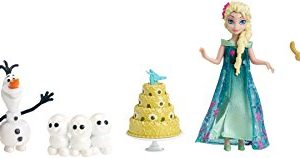 Mattel-DKC58-Disney-Frozen-Fever-Birthday-Party-Set-0