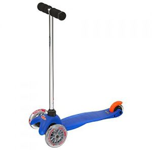 Mini-Micro-scooter-Childrens-scooter-with-T-bar-handle-Blue-0