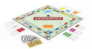 Best Board Games - Monopoly