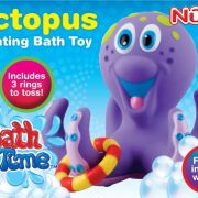 Nuby-Octopus-Floating-Bath-Toy-Multi-Coloured-0-1