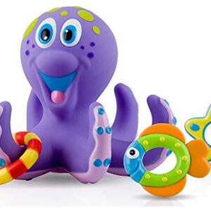 Nuby-Octopus-Floating-Bath-Toy-Multi-Coloured-0