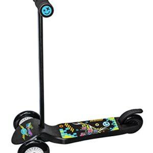 Ozbozz-Trail-Twist-Junior-Scooter-Black-0
