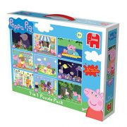 Peppa-Pig-9-in-1-Jigsaw-Puzzle-Pack-0-2