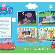 Peppa-Pig-9-in-1-Jigsaw-Puzzle-Pack-0-3