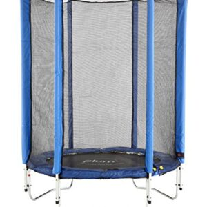 Plum-Products-Junior-Trampoline-and-Enclosure-Blue-0