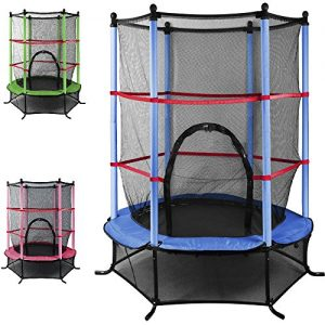 Popamazing-55-45FT-Outdoor-Tramplines-Christmas-Gift-Quality-and-Safety-0