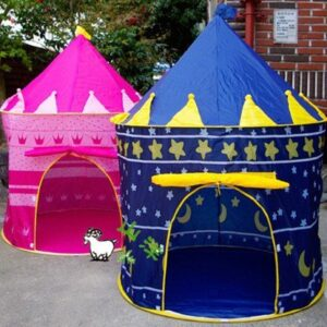 Prince-or-princess-Palace-Castle-Children-kids-Play-Tent-house-indoor-or-outdoor-garden-toy-wendy-house-playhouse-beach-sun-tent-boys-girls-0