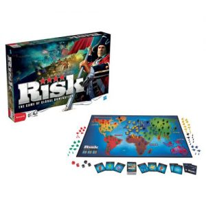 Best Board Games - Risk
