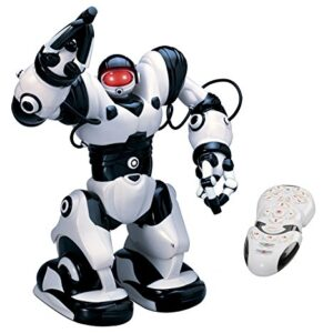 RoboActor-Interactive-Programmable-RC-Robot-Intelligent-Walking-Running-Remote-Control-Robot-67-Pre-Programmed-Functions-Humanoid-Robosapien-with-Attitude-Infrared-Remote-Controlled-0