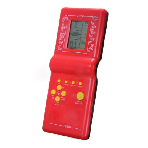 SODIAL(R) Tetris Game Hand Held LCD Electronic Game Toys Brick Classic  Retro Games Gift