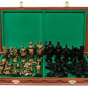 SPARTAN-DECORATIVE-CHESS-SET-42X42-STUNNING-CHESSBOARD-AND-WEIGHTED-PIECES-0-2