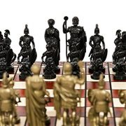 SPARTAN-DECORATIVE-CHESS-SET-42X42-STUNNING-CHESSBOARD-AND-WEIGHTED-PIECES-0-4