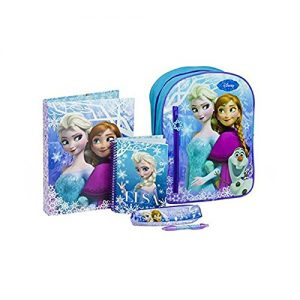 Sambro-DFR-8149-ARG-Frozen-Filled-Backpack-Set-0