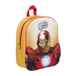 Sambro-Iron-Man-EVA-Junior-Backpack-0