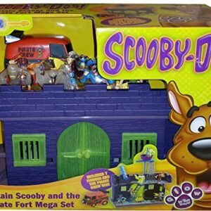 Scooby-Doo-Captain-Scooby-and-the-Pirate-Fort-Mega-Playset-Glow-in-the-dark-0