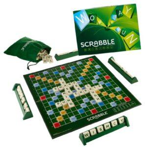 Best Board Games - Scrabble
