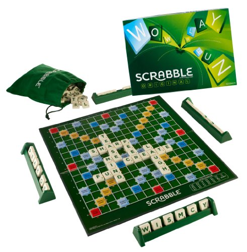 Best Board Games - Scrabble