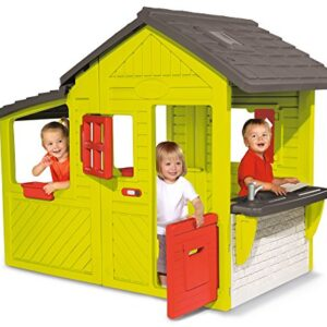 Smoby-SM-3103001-Playhouse-0