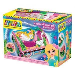 Sticky-Mosaics-Mermaid-Treasure-Chest-Box-0