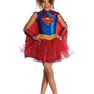 Supergirl-Childrens-Fancy-Dress-Costume-0