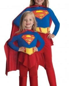 Supergirl-Costume-Kids-Supergirl-Jumpsuit-And-Cape-Outfit-Small-Age-3-4-HEIGHT-3-8-4-0