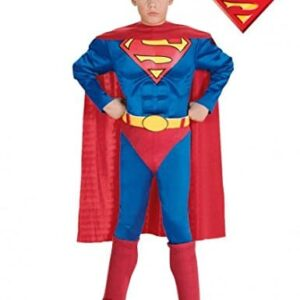 Superman-Muscle-Chest-Deluxe-Childrens-Fancy-Dress-0