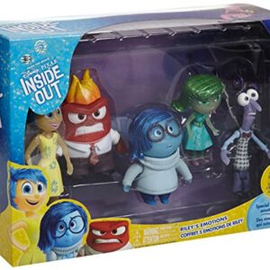 TAKARA-TOMY-DISNEY-PIXAR-INSIDE-OUT-JOY-SADNESS-FEAR-ANGER-DISGUST-FIGURE-5pcs-DS61109-0