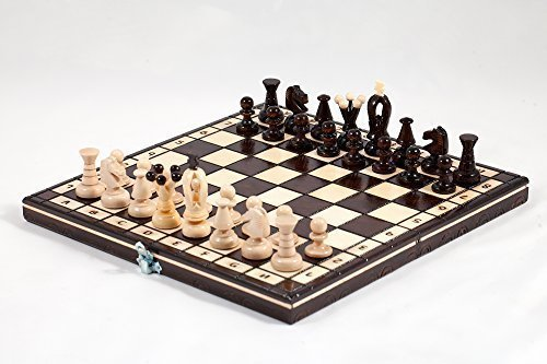 THE-KINGDOM-WOODEN-CHESS-SET-STUNNING-HAND-CRAFRED-31x31cm-0