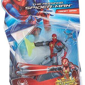 The-Amazing-Spiderman-375-Figure-Night-Mission-Spiderman-Web-Line-0