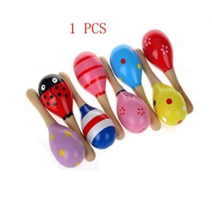 Tonsee1-Pcs-Baby-Kid-Wooden-Ball-Musical-Development-Percussion-Rattle-Sand-Hammer-Toy-Random-Color-0