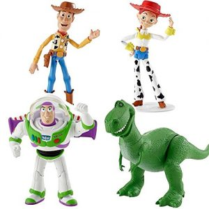 Toy-Story-Figures-Four-Pack-Woody-Jessie-Buzz-and-Rex-0