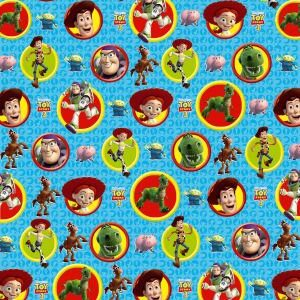 Toy-Story-Gift-Wrap-2-Sheets-50cm-x-69cm-0