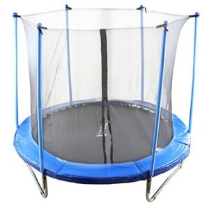 Trampoline-with-safetynet-outdoor-trampoline-Total-Sport-0