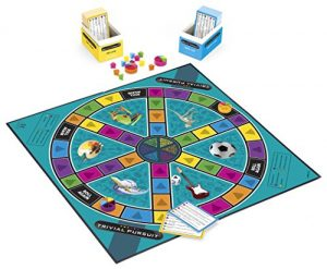Best Board Games - Trivial Pursuit