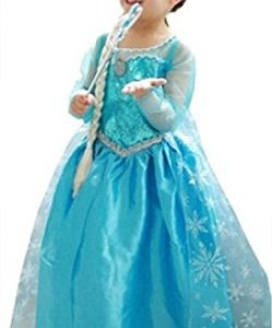 UK1stChoice-Zone-UK-Girls-Princess-Costume-Cosplay-Fancy-Dress-Snow-Queen-Party-Outfit-UKFBA-FR206-0