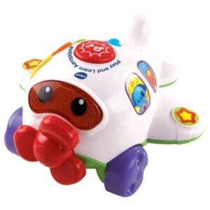 VTech-Baby-Play-and-Learn-Aeroplane-0