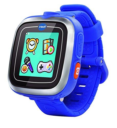 VTech-Kidizoom-Smart-Watch-Plus-Electronic-Toy-Blue-0
