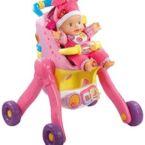 Vtech-Little-Love-3-in-1-Pushchair-0