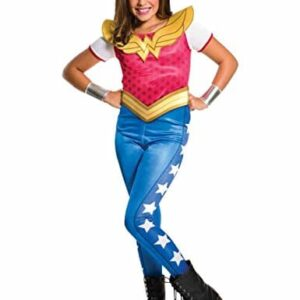 Warner-i-620743l-Wonder-Woman-Super-Hero-Costume-for-Girl-0