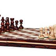Woodeyland-Hand-Crafted-Wooden-SENATOR-Chess-PROFESSIONAL-Set-40-x-40-cm-0-1