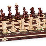 Woodeyland-Hand-Crafted-Wooden-SENATOR-Chess-PROFESSIONAL-Set-40-x-40-cm-0-2