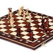 Woodeyland-Hand-Crafted-Wooden-SENATOR-Chess-PROFESSIONAL-Set-40-x-40-cm-0-6