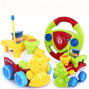 YIXIN-Intelligent-Electric-Remote-Control-Train-with-Light-and-Musical-Educational-Toy-for-Chidren-3-Years-OldColor-May-Vary-0
