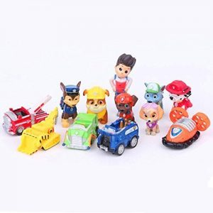 Zlergood-PAW-Patrol-Mini-Figure-Toy-Play-Doll-12pcsSet-0