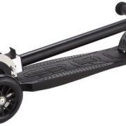 iScoot-Pro-v2-Tilt-Kickboard-Mini-T-Bar-3-Wheel-Kick-Scooter-Bobbi-Board-for-Boys-Girls-Children-Black-0-0