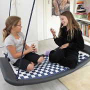 Large-multi-child-swing-silverredblue-perfect-fun-for-4-children-and-the-whole-family-directly-from-the-manufacturer-0-1