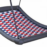 Large-multi-child-swing-silverredblue-perfect-fun-for-4-children-and-the-whole-family-directly-from-the-manufacturer-0-4