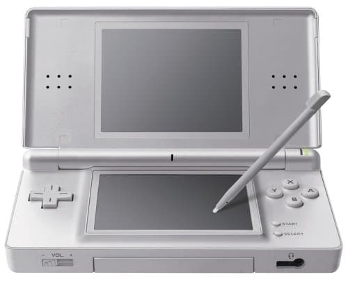 Nintendo-DS-Lite-Handheld-Console-Silver-0