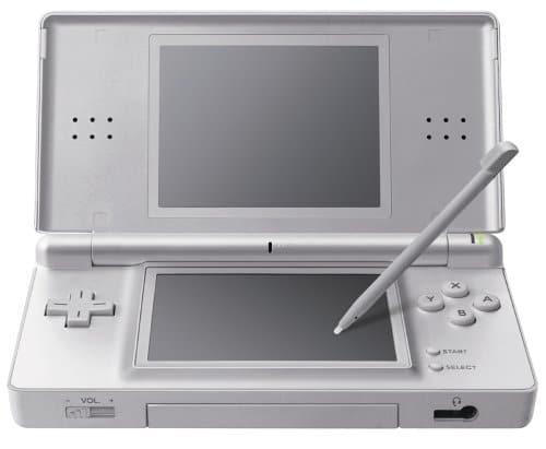 Nintendo-DS-Lite-Handheld-Console-Silver-0