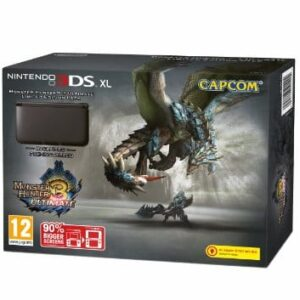 Nintendo-Handheld-Console-3DS-XL-Black-Limited-Edition-with-Monster-Hunter-3-Ultimate-Nintendo-3DS-0